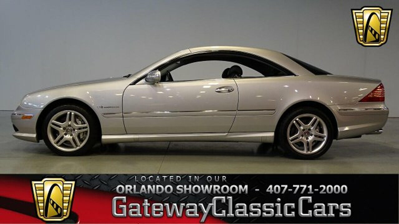 2004 Mercedes-Benz CL55 AMG for sale 100877735